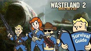 Wasteland 2 DC Ядерные монахи и Гремучие змеи #16