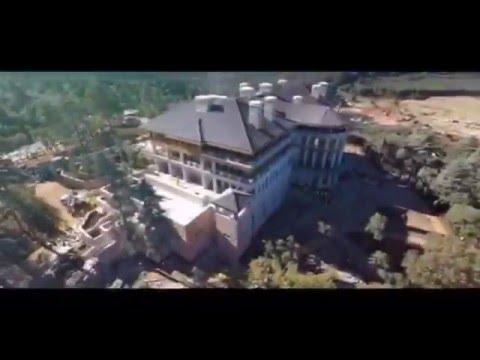 أول فيديو لقصر الشيخة موزة بإفران