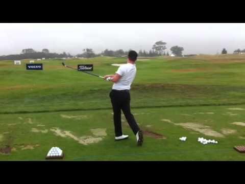 Brendan Grace - Volvo Golf Champions 2012