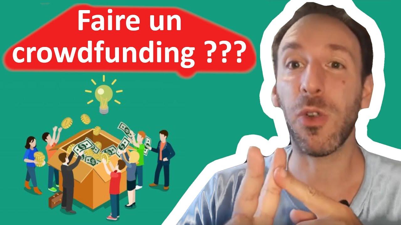 Download 🔴 [CONSEILS] CROWDFUNDING : COMMENT RÉUSSIR SA CAMPAGNE DE FINANCEMENT PARTICIPATIF ? 💵💰💎 #Startup