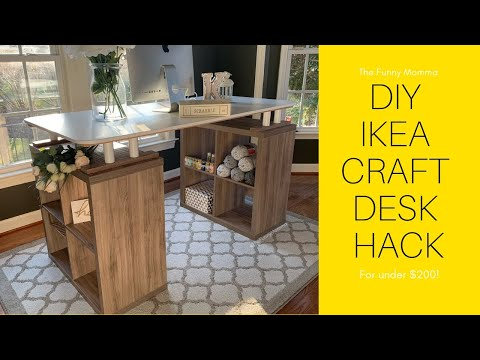diy-ikea-craft-table-hack