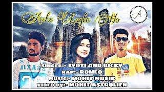 Achchi Lagti Ho ADDY NAGAR | Female rap cover | lyrical