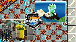 Minecraft | FISH & BONE FARM | Truly Bedrock [7]
