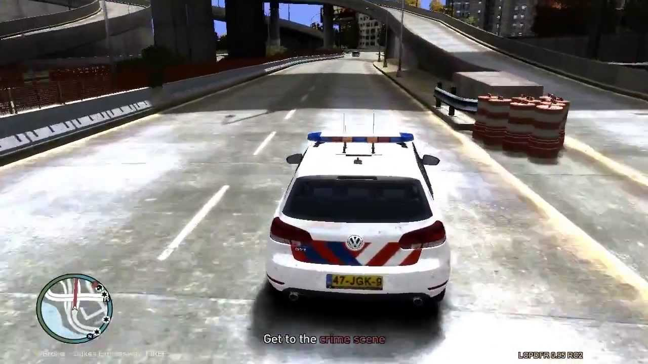 Gta Politie Mod Youtube