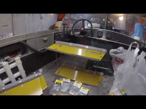 Планер - кораблик для троллинга своими руками за копейки ...