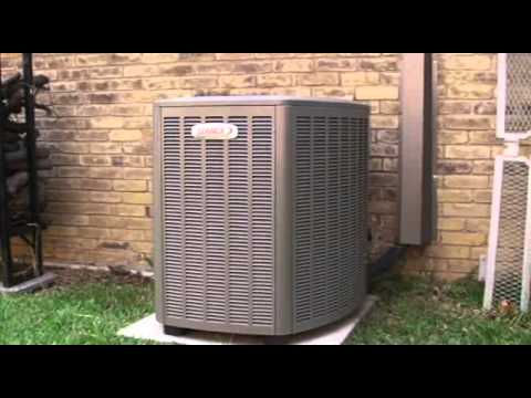 Your new Lennox air conditioner