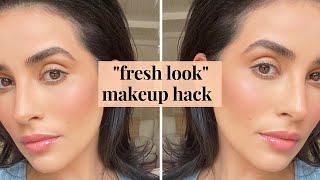 Testing a Viral TikTok Makeup Trend