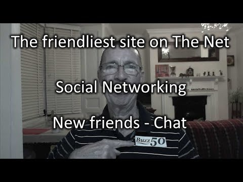 Buzz50 Is THE Friendliest Site On The Net