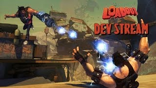Streaming with the Devs #3 (Loadout PC Gameplay)