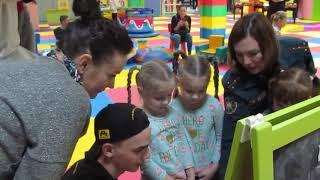 Детский центр «Журавлик» - за безопасность. Могилев
