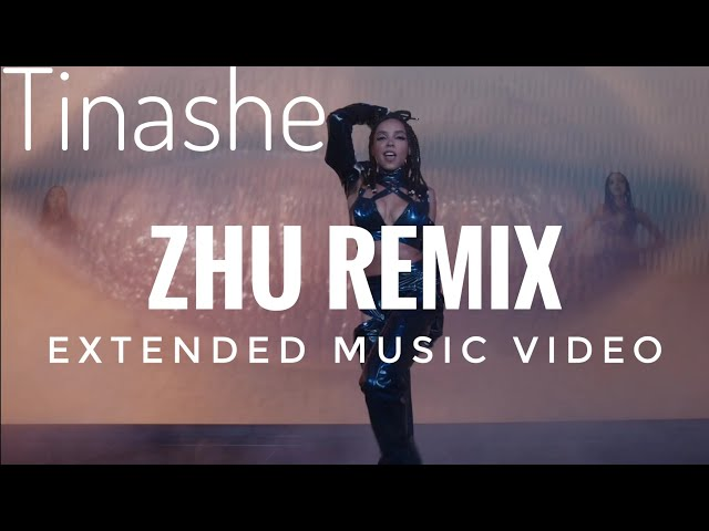 Tinashe - Die A Little Bit (ZHU Remix) - Extended Music Video