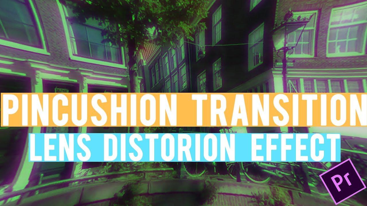 Pin Cushion Effect