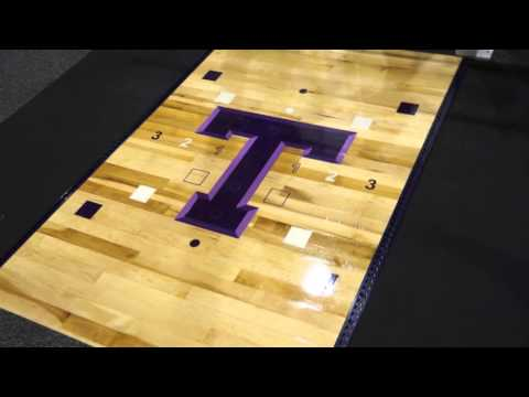 A look at the newly renovated Texan Iron Weight Room at Tarleton State