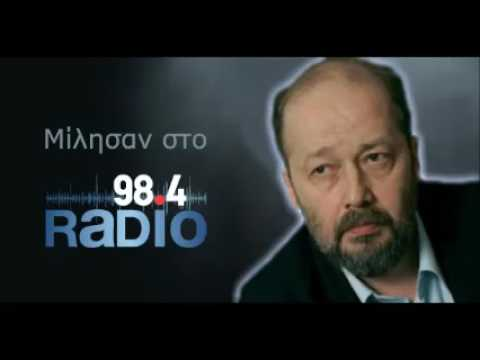 Ο Δημήτρης Κωνσταντακόπουλος μιλά για την Ευρώπη και τους λόγους που τον οδηγούν να διεκδικήσει μία θέση στο Ευρωκοινοβούλιο
