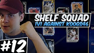 SHELF SQUAD VS  ANGEL IN THE TROUTFIELD! MLB THE SHOW 17!