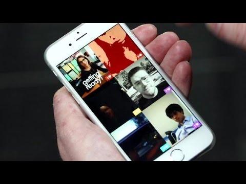 Kong App Selfie GIF Demo