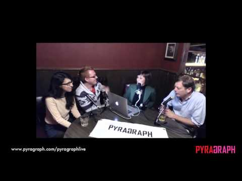 Pyragraph LIVE from the Albuquerque Press Club: Ryan Leonski and Shandiin Woodward