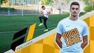 DIOGO LEITE DO FC PORTO DEMONSTRA TODA A SUA VELOCIDADE NO FAST 1 CHALLENGE
