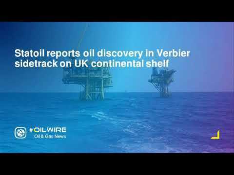 Statoil reports oil discovery in Verbier sidetrack on UK continental shelf