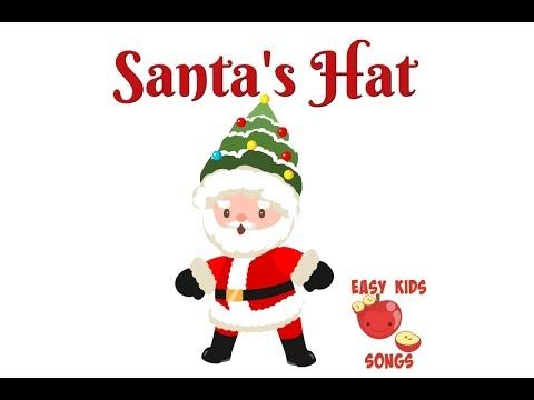 Santa's Hat (A Christmas Song) | Easy Kids Songs