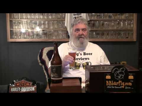 Beer Review # 1051 Dogfish Head Brewery  Red And White