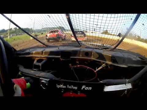 Lafayette County Speedway Heat Race 8-3-18