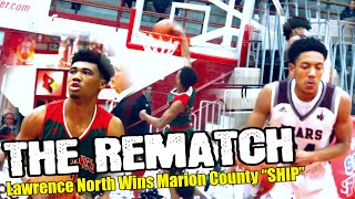 Game of The Year Indys Top 2 Squads Lawrence North vs Lawrence Central Rematch In Marion County SHIP