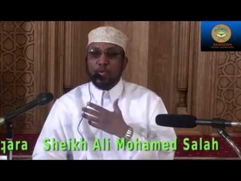 Tafsiirka Qur'aanka Al-Baqara 26-43