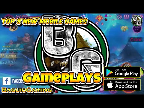 Top 8 New Released Mobile Games Android / IOS November 2019