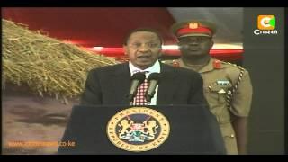 President Kenyatta Launches Inua Jamii Initiative