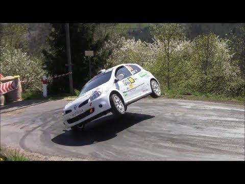 Rallye Lyon Charbonnière 2018