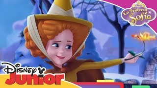 La Princesa Sofía: Disney Junior Music Party - 'Mi flor preciosa | Disney Junior Oficial