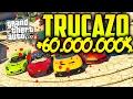 CONSIGO +60.000.000$ HACIENDO ESTE TRUCO ¡SUPER TRUCO DUPLICAR COCHES/AUTOS DE LUJO! (1.27/1.37)
