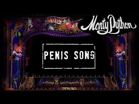 Monty Python - Penis Song (Official Lyric Video)