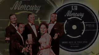 The Platters  -  Smoke Gets In Your Eyes (1958)