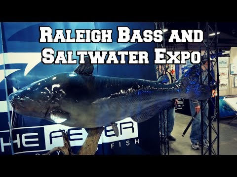 Raleigh Bass And Saltwater Expo 2018