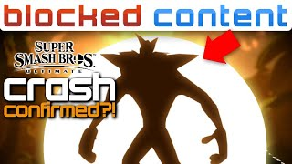 It's ABOUT TIME: CRASH In Smash: ALL But CONFIRMED! New Evidence, LEAKS & More! - LEAK SPEAK!