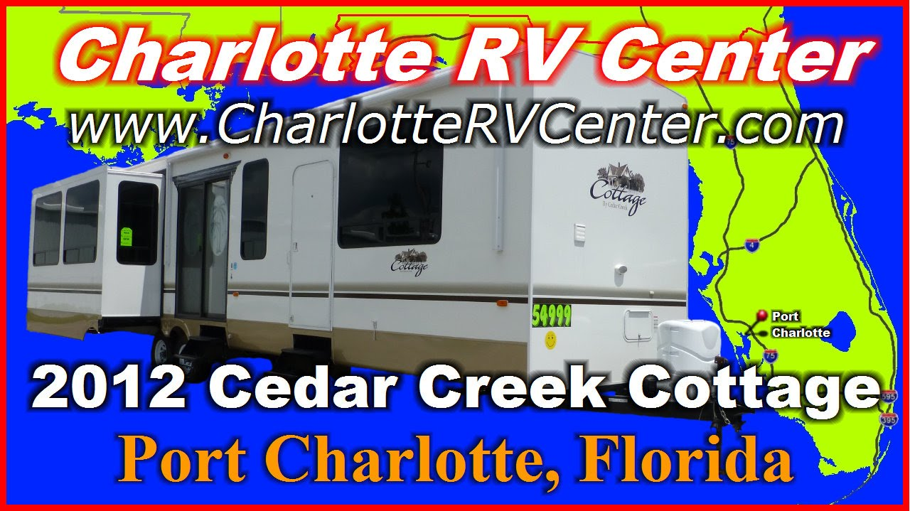 2012 forest river cottage 40crl used travel trailer for sale stock rh youtube com