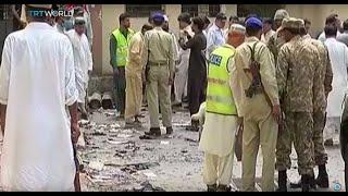 Pakistan Blast: Dozens dead in suicide bomb at Quetta hospital, Arabella Munro reports