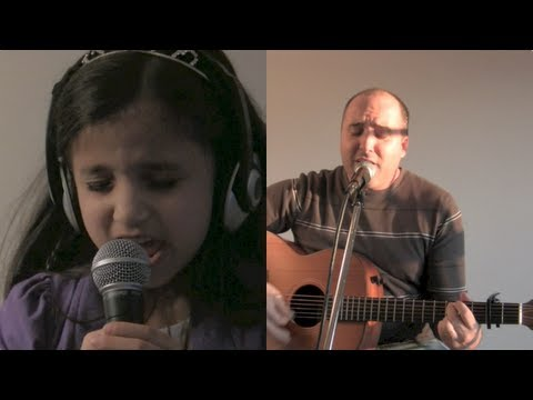 Daniel Bashta Pursuit Cover by Alastair & 7yr old Katie