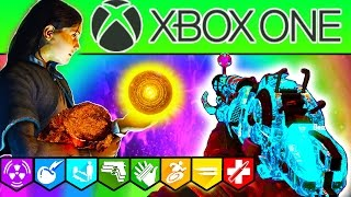 ORIGINS FULL EASTER EGG! | XBOX ONE | BACKWARDS COMPATIBLE | BLACK OPS 2 ZOMBIES