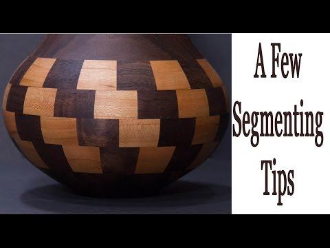 A Few Segmenting Tips
