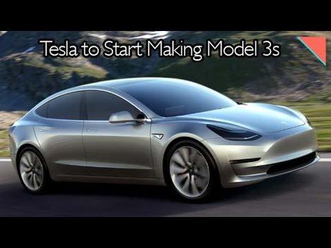 Tesla Model 3 Production, Demon