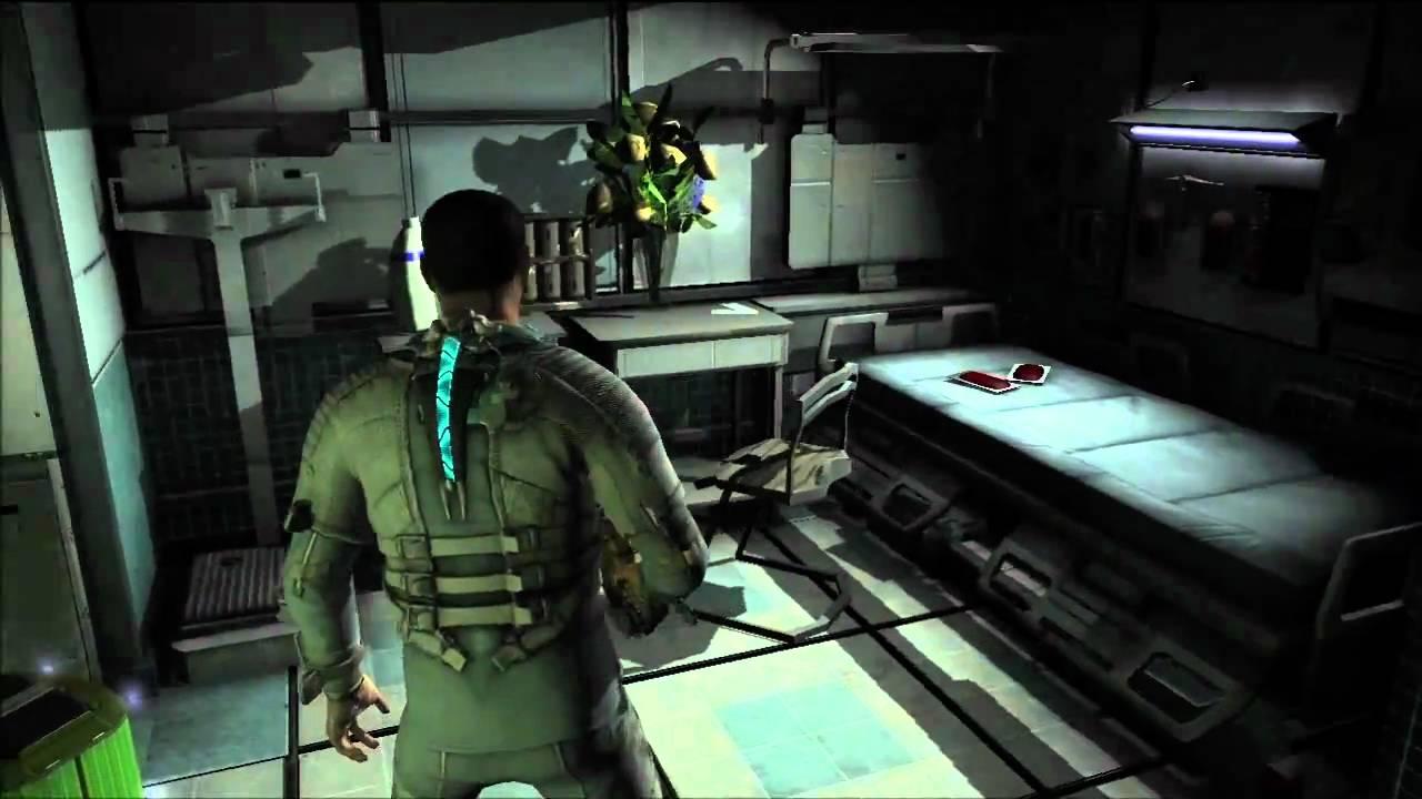 Dead Space 2 Walkthrough: Chapter 1 - Part 2 (PS3/X360/PC ...