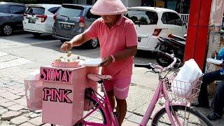 SIOMAY PINK - BAJU PINK - SEPEDA PINK - SEMUA SERBA PINK !!