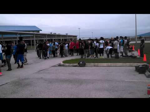 Ridge Community High School Cupid Shuffle