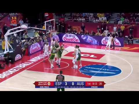 Los mejores momentos del España-Australia