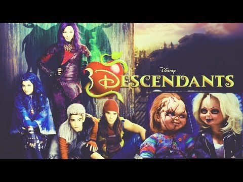 Chucky and Tiffany Rotten to the Core (From Descendants) ❦
