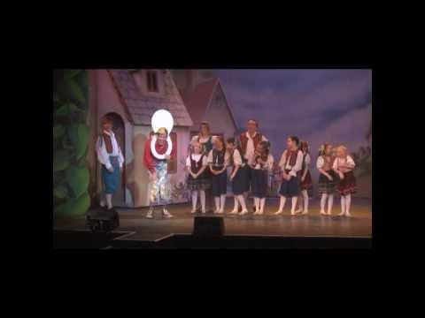 "Ian ""Sheepie"" Smith Pantomime Showreel"