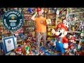Largest Collection Of Video Game Memorabilia - Guinness World Records Gamer's Edition 2013